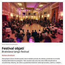 Festival objatí (Bratislava tango festival)