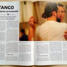 Tango je spojenie aj nevinnosť – Nota bene 2/2019