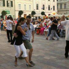 Tango v Bratislave – leto 2019