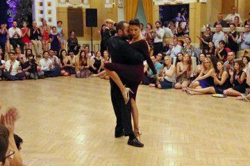 Bratislava Tango Festival 2017 - Zeynep a Sercan