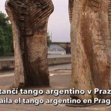 Tak se tančí tango argentino v Praze