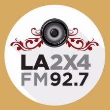 Internetové rádio La 2×4