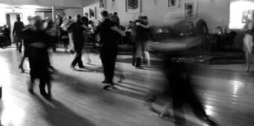 Milonga - tančiareň argentínskeho tanga