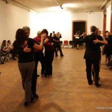 Na premiére filmu Tango libre sa do noci tancovalo