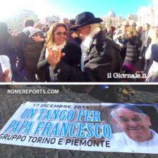 Tango pre pápeža Františka – najväčšia milonga na svete
