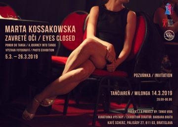 Zavreté oči - výstava tango-fotografií (2. fáza)